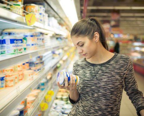 Fechas de caducidad de Alimentos