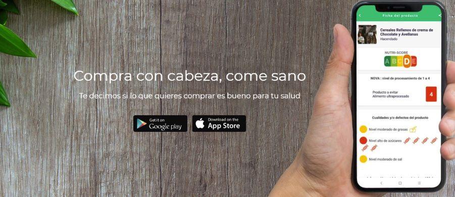 App El coco nutriscore