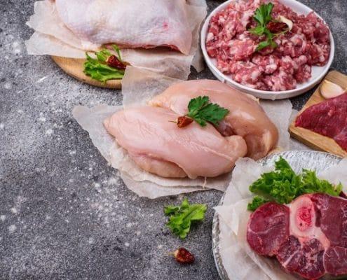 cuanto dura carne congelada