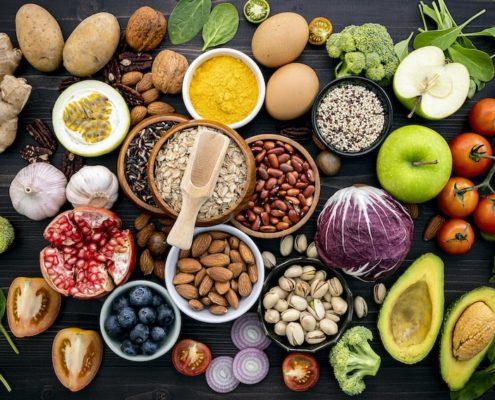 menú semanal saludable