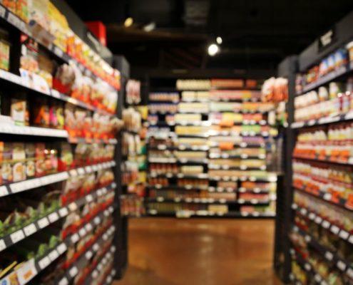 Etiquetas de productos alimenticios